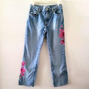 Vintage 90s Express Bleus jean sz 9/10 high waist